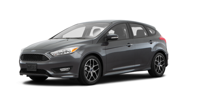 2018 Ford Focus Hatchback SE | Photo 6 | Magnetic Metallic