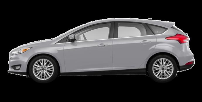 2018 Ford Focus Hatchback TITANIUM | Photo 4 | Ingot Silver Metallic