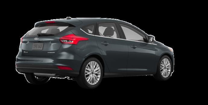 2018 Ford Focus Hatchback TITANIUM | Photo 5 | Blue Metallic