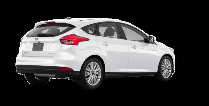 2018 Ford Focus Hatchback TITANIUM | Photo 5 | White Platinum Metallic