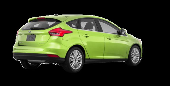 2018 Ford Focus Hatchback TITANIUM | Photo 5 | Outrageous Green Metallic