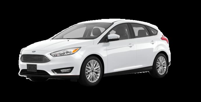 2018 Ford Focus Hatchback TITANIUM | Photo 6 | White Platinum Metallic