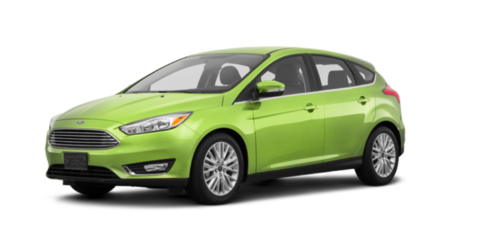 2018 Ford Focus Hatchback TITANIUM | Photo 6 | Outrageous Green Metallic