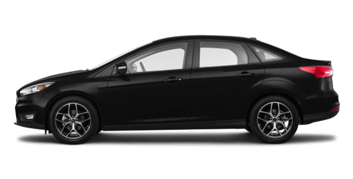 2018 Ford Focus Sedan SEL   Photo 4   Shadow Black