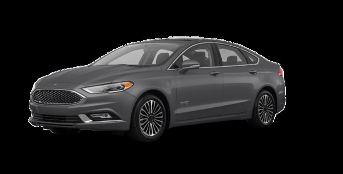 2018 Ford Fusion Energi PLATINUM | Photo 6 | Magnetic