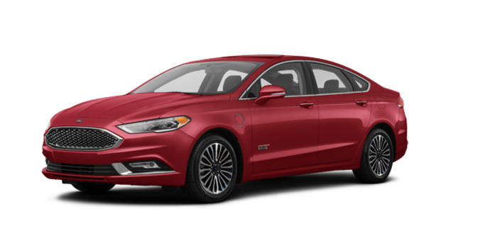 2018 Ford Fusion Energi PLATINUM | Photo 6 | Ruby Red
