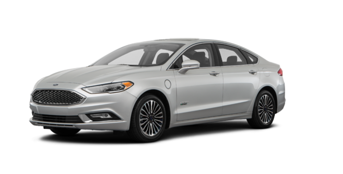 2018 Ford Fusion Energi PLATINUM | Photo 6 | Ingot Silver