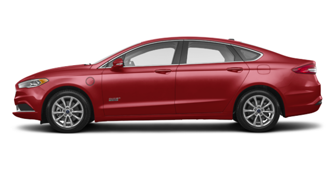2018 Ford Fusion Energi SE | Photo 4 | Ruby Red