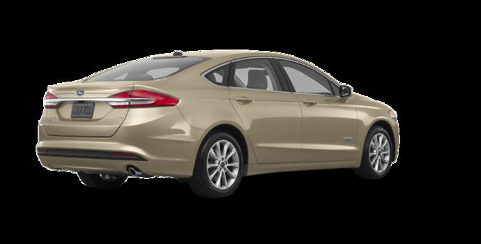 2018 Ford Fusion Energi SE | Photo 5 | White Gold
