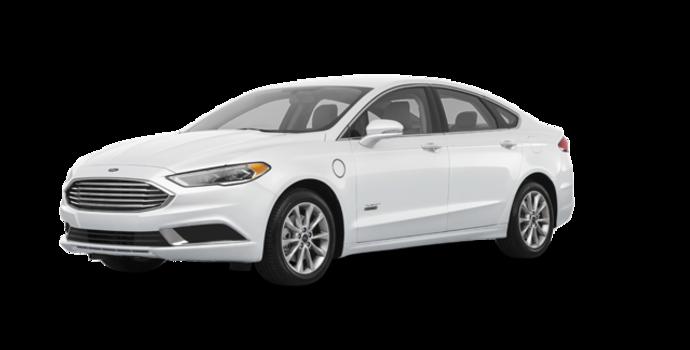 2018 Ford Fusion Energi SE | Photo 6 | White Platinum