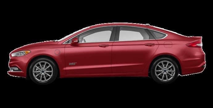 2018 Ford Fusion Energi TITANIUM | Photo 4 | Ruby Red