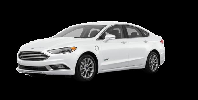 2018 Ford Fusion Energi TITANIUM | Photo 6 | White Platinum