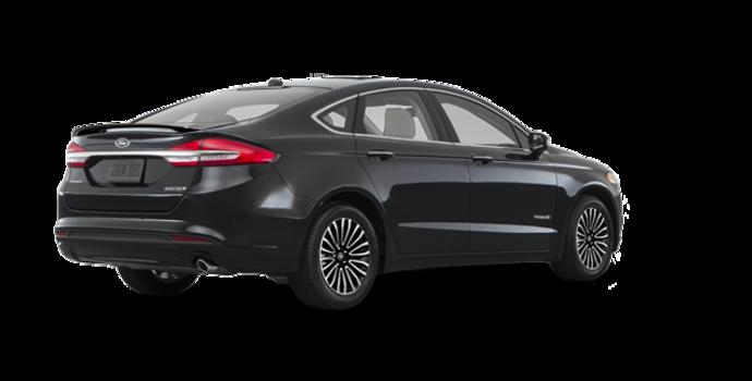 2018 Ford Fusion Hybrid PLATINUM | Photo 5 | Shadow Blakc