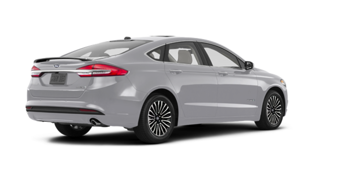 2018 Ford Fusion Hybrid PLATINUM | Photo 5 | Ingot Silver