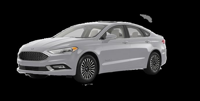 2018 Ford Fusion Hybrid PLATINUM | Photo 6 | Ingot Silver
