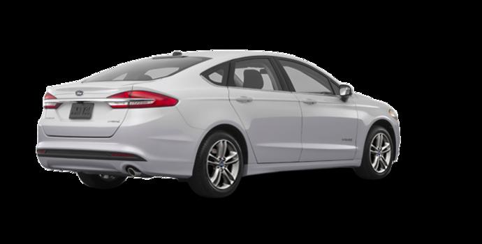 2018 Ford Fusion Hybrid S | Photo 5 | Ingot Silver