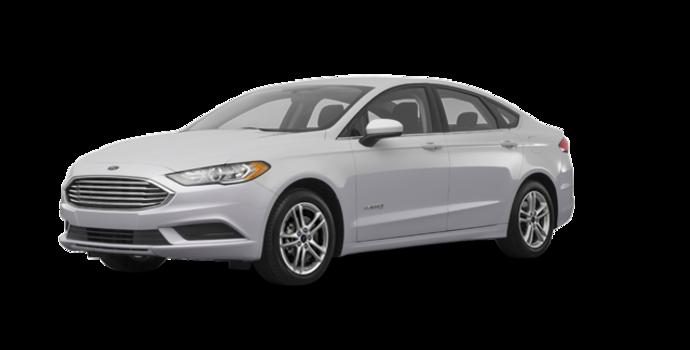 2018 Ford Fusion Hybrid S | Photo 6 | Ingot Silver