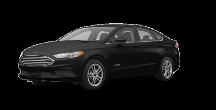 2018 Ford Fusion Hybrid SE   Photo 6   Shadow Blakc