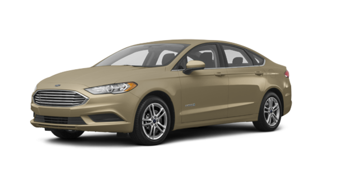 2018 Ford Fusion Hybrid SE | Photo 6 | White Gold
