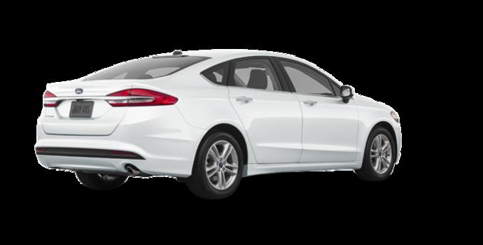 2018 Ford Fusion S | Photo 5 | Oxford White