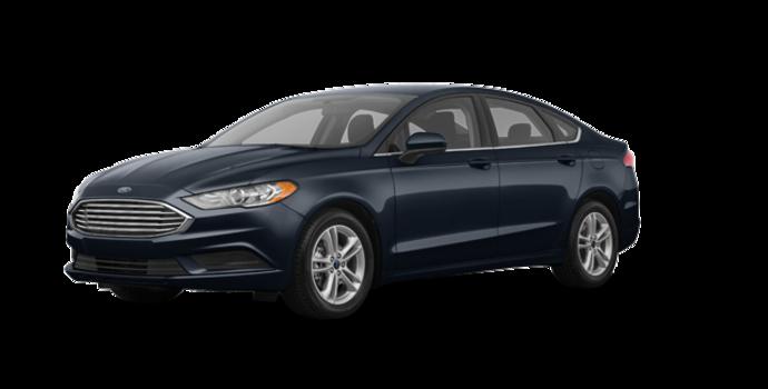 2018 Ford Fusion S | Photo 6 | Blue Metallic