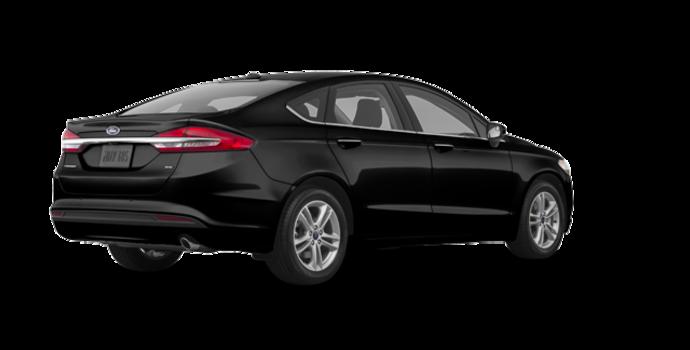 2018 Ford Fusion SE | Photo 5 | Shadow Black