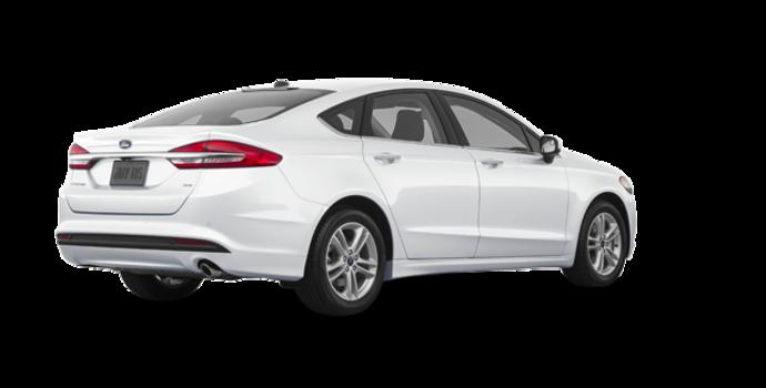 2018 Ford Fusion SE | Photo 5 | White Platinum
