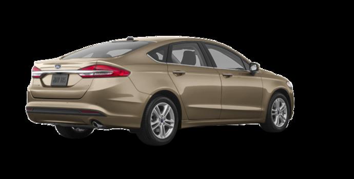 2018 Ford Fusion SE | Photo 5 | White Gold