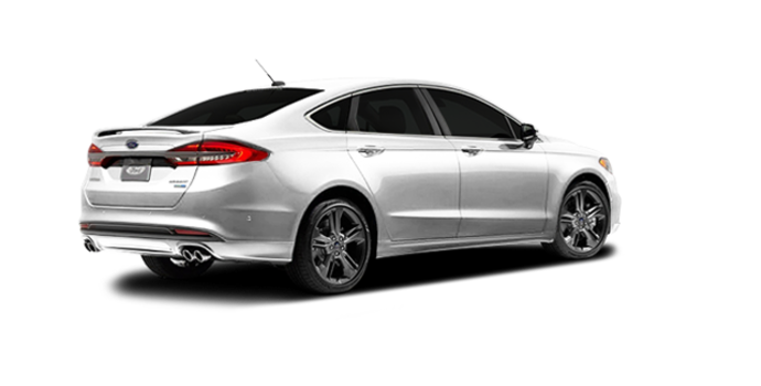 2018 Ford Fusion SPORT | Photo 5 | Oxford White