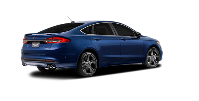 2018 Ford Fusion SPORT | Photo 5 | Lightning Blue