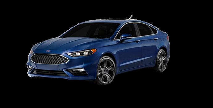 2018 Ford Fusion SPORT | Photo 6 | Lightning Blue