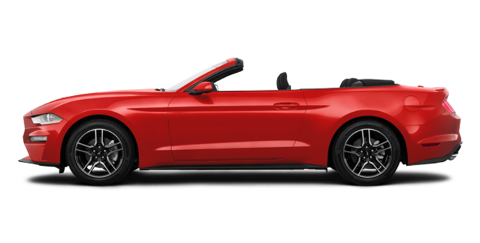 2018 Ford Mustang Convertible EcoBoost | Photo 4 | Race Red