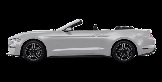 2018 Ford Mustang Convertible EcoBoost | Photo 4 | Ingot Silver Metallic