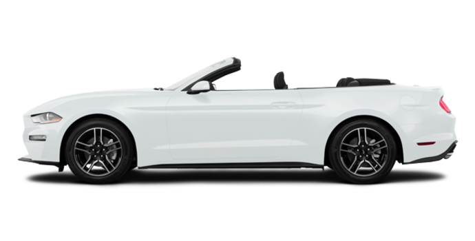2018 Ford Mustang Convertible EcoBoost | Photo 4 | Oxford White