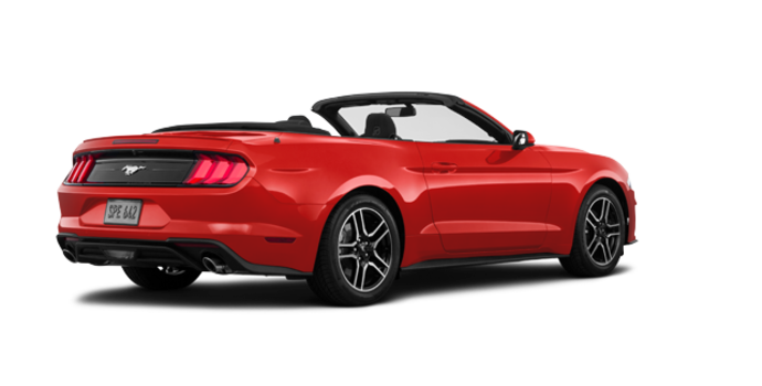 2018 Ford Mustang Convertible EcoBoost | Photo 5 | Race Red