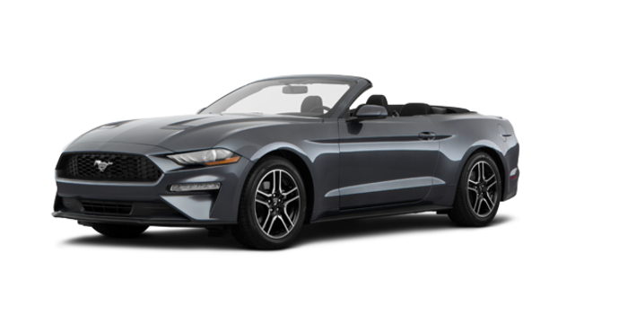 2018 Ford Mustang Convertible EcoBoost | Photo 6 | Magnetic Metallic