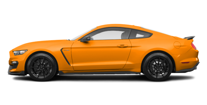 2018 Ford Mustang Shelby GT350 | Photo 4 | Orange Fury Metallic Tri-Coat
