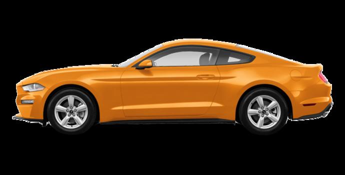 2018 Ford Mustang EcoBoost Fastback | Photo 4 | Orange Fury Metallic Tri-Coat