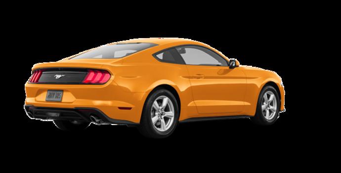 2018 Ford Mustang EcoBoost Fastback | Photo 5 | Orange Fury Metallic Tri-Coat