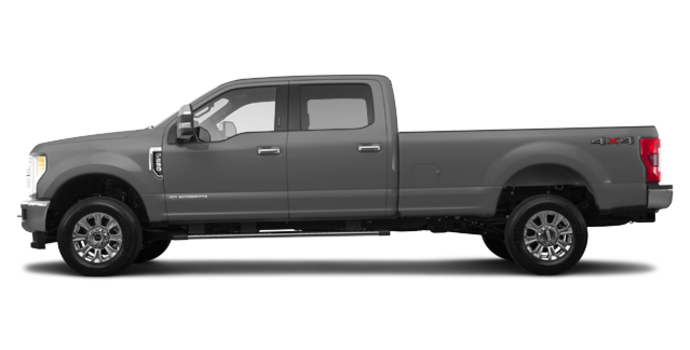 2018 Ford Super Duty F-250 KING RANCH   Photo 4   Stone Gray