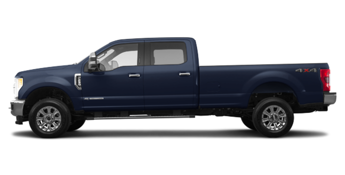 2018 Ford Super Duty F-250 KING RANCH   Photo 4   Blue Jeans