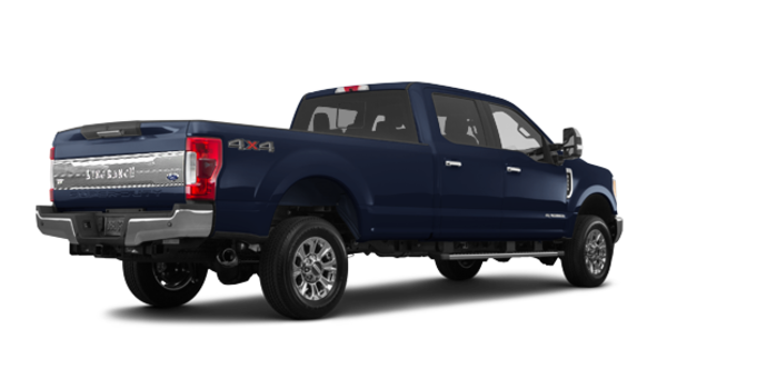2018 Ford Super Duty F-250 KING RANCH   Photo 5   Blue Jeans