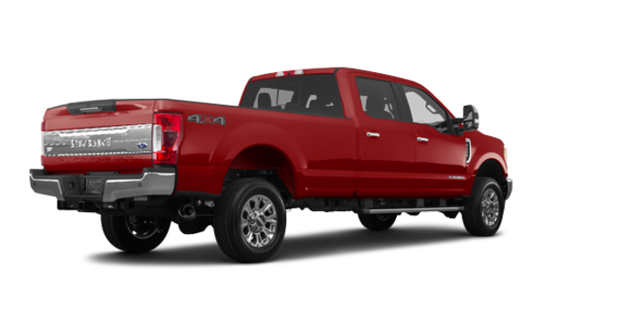 2018 Ford Super Duty F-250 KING RANCH   Photo 5   Ruby Red