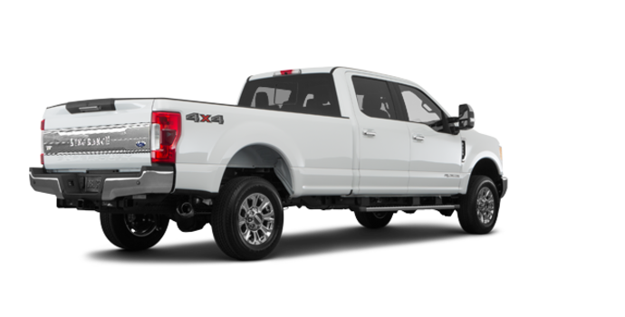 2018 Ford Super Duty F-250 KING RANCH   Photo 5   Oxford White