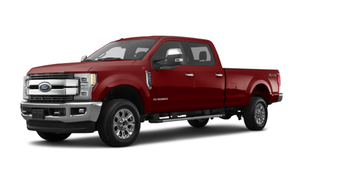 2018 Ford Super Duty F-250 KING RANCH   Photo 6   Magma Red