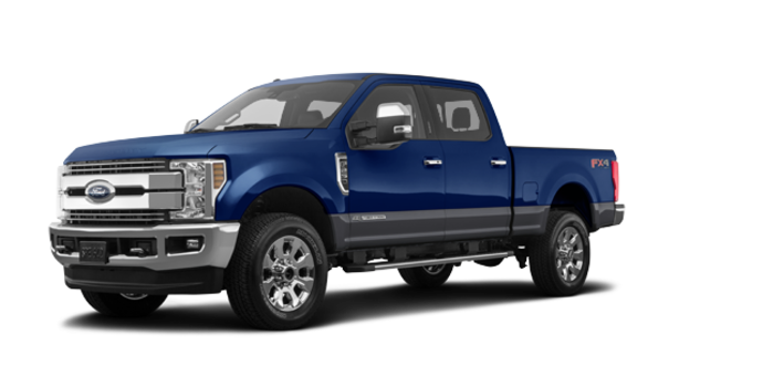 2018 Ford Super Duty F-250 LARIAT | Photo 6 | Blue Jeans/Magnetic