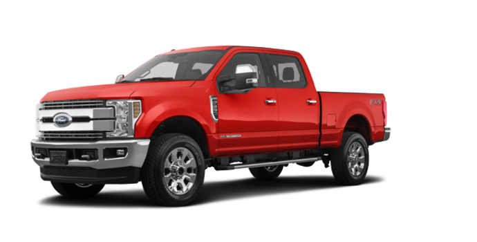 2018 Ford Super Duty F-250 LARIAT | Photo 6 | Race Red