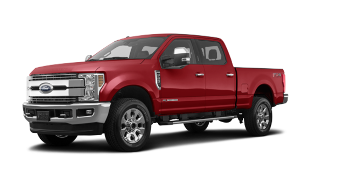 2018 Ford Super Duty F-250 LARIAT | Photo 6 | Ruby Red