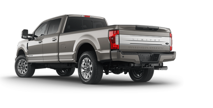 2018 Ford Super Duty F-250 LIMITED | Photo 5 | Stone Gray