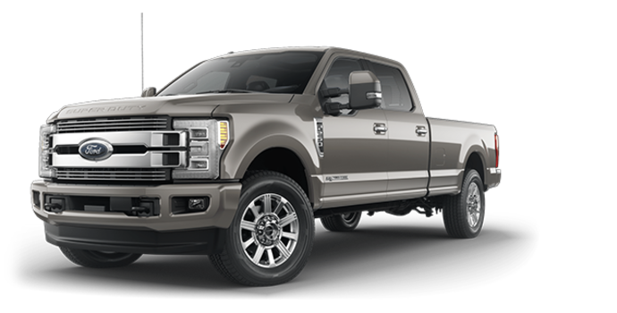2018 Ford Super Duty F-250 LIMITED | Photo 6 | Stone Gray
